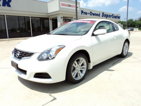 used 2010 nissan altima 2 5 s coupe for sale stock p118788 dealer car ad. Black Bedroom Furniture Sets. Home Design Ideas