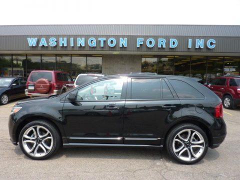 used 2011 ford edge sport awd for sale stock 000z8322 dealer car ad 50380483. Black Bedroom Furniture Sets. Home Design Ideas
