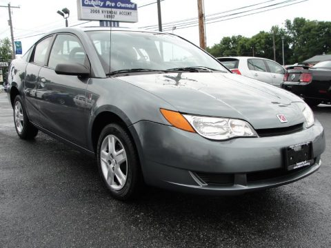 used 2007 saturn ion 2 quad coupe for sale stock 157160. Black Bedroom Furniture Sets. Home Design Ideas