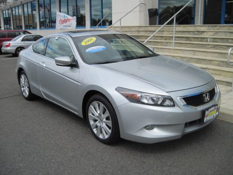 2008 honda accord coupe v6 value