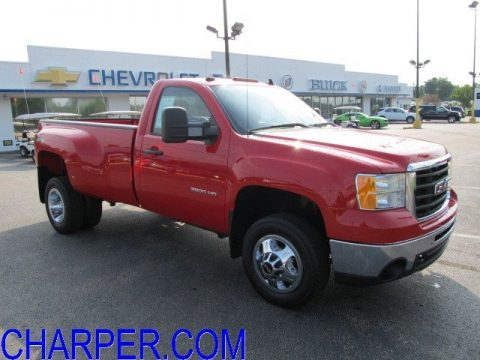 used 2010 gmc sierra 3500hd sle regular cab 4x4 dually for sale stock 52990a. Black Bedroom Furniture Sets. Home Design Ideas