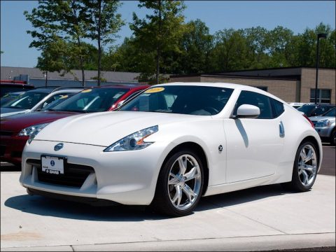 used 2009 nissan 370z sport coupe for sale stock s1365. Black Bedroom Furniture Sets. Home Design Ideas