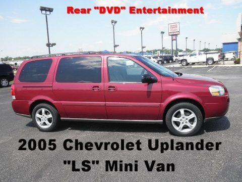 used 2005 chevrolet uplander ls for sale stock r24739a dealer car ad 50769404. Black Bedroom Furniture Sets. Home Design Ideas