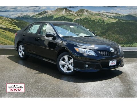 new 2011 toyota camry se v6 for sale stock bu630550 dealer car ad 50827699. Black Bedroom Furniture Sets. Home Design Ideas