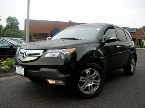 2009 acura mdx black 200 interior and exterior images. Black Bedroom Furniture Sets. Home Design Ideas