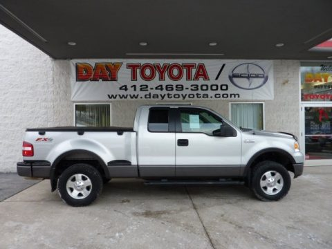 2005 ford f 150 specs supercab 145 4wd fx4 specifications auto design tech. Black Bedroom Furniture Sets. Home Design Ideas