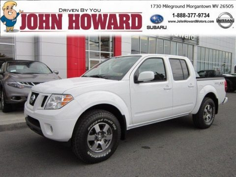 New 2011 nissan frontier pro 4x crew cab 4x4 for sale for John howard motors morgantown wv