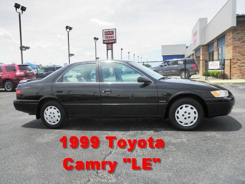 Used 1999 Toyota Camry LE for Sale - Stock #26146A ...