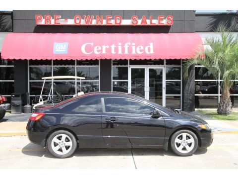 Used 2008 Honda Civic Ex L Coupe For Sale Stock 2111441a Dealer Car Ad