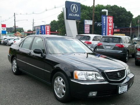Used Acura RL Sedan For Sale Stock C DealerRevs - 2000 acura rl for sale
