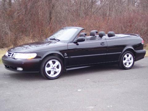 planet d 39 cars 2001 saab 9 3 convertible. Black Bedroom Furniture Sets. Home Design Ideas