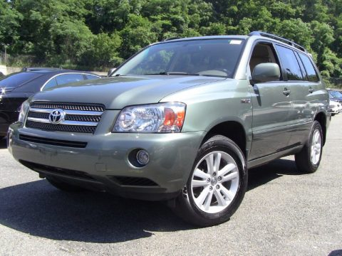 used 2007 toyota highlander hybrid limited 4wd for sale stock 14985 dealer. Black Bedroom Furniture Sets. Home Design Ideas