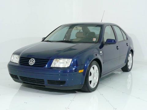 Used 2001 Volkswagen Jetta Gls Vr6 Sedan For Sale Stock