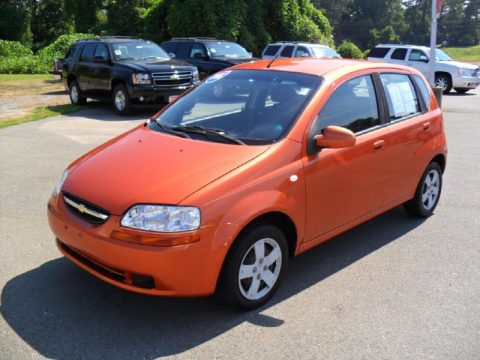 2006 chevy aveo hatchback