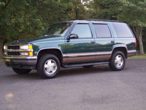 used 1998 chevrolet tahoe lt 4x4 for sale stock 98tahoelt4 dealer car ad. Black Bedroom Furniture Sets. Home Design Ideas