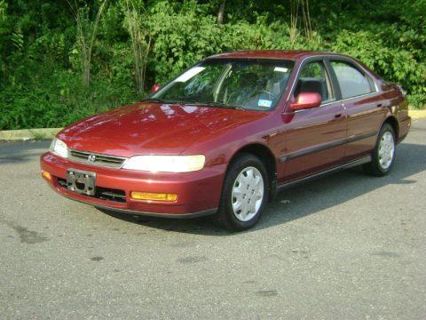 Used 1996 honda accord lx sedan for sale stock 3941 for Used car commercial 1996 honda accord