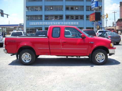 used 1997 ford f150 xlt extended cab 4x4 for sale stock. Black Bedroom Furniture Sets. Home Design Ideas