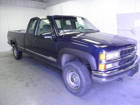 used 1999 chevrolet silverado 2500 extended cab 4x4 for sale stock h12497a. Black Bedroom Furniture Sets. Home Design Ideas