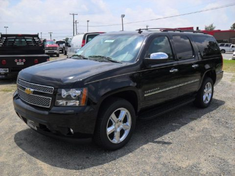 new 2011 chevrolet suburban ltz 4x4 for sale stock. Black Bedroom Furniture Sets. Home Design Ideas