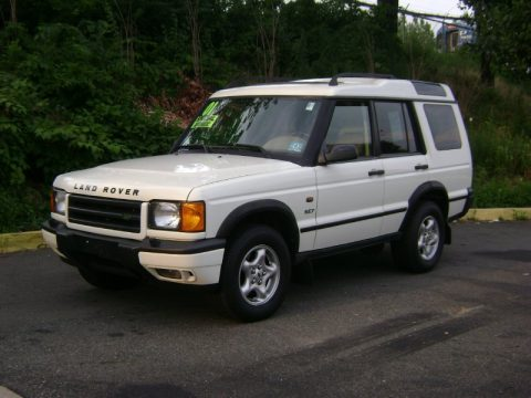 Used 2001 Land Rover Discovery SE7 for Sale - Stock #3952 ...