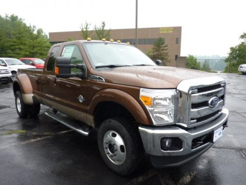 new 2011 ford f350 super duty lariat supercab 4x4 dually for sale stock t1401 dealerrevs. Black Bedroom Furniture Sets. Home Design Ideas