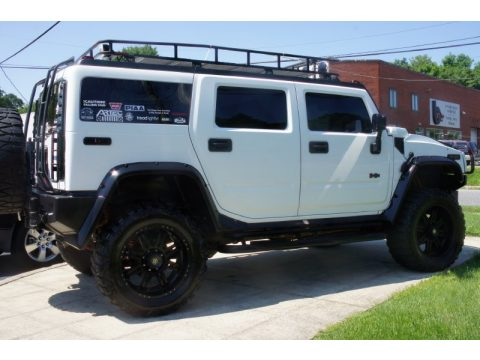 used 2003 hummer h2 suv for sale stock 104785. Black Bedroom Furniture Sets. Home Design Ideas