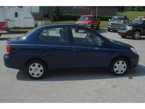Used 2003 toyota echo sedan for sale stock t270683 for Bureau of motor vehicles bloomington indiana
