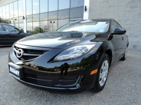 used 2011 mazda mazda6 i sport sedan for sale stock. Black Bedroom Furniture Sets. Home Design Ideas
