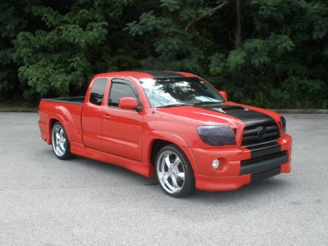 used 2006 toyota tacoma x runner for sale stock 298334 a dealer car ad. Black Bedroom Furniture Sets. Home Design Ideas