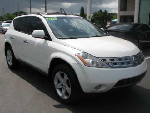 Used 2005 Nissan Murano Sl For Sale Stock 15138 Dealerrevs