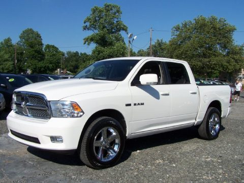 Used 2009 Dodge Ram 1500 Sport Crew Cab 4x4 For Sale