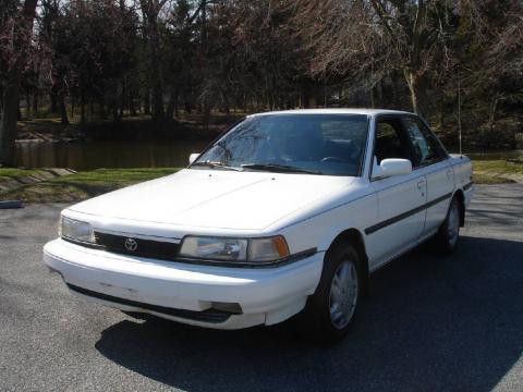 Toyota Dealers In Delaware >> Used 1991 Toyota Camry Deluxe Sedan for Sale - Stock #U6238 | DealerRevs.com - Dealer Car Ad ...