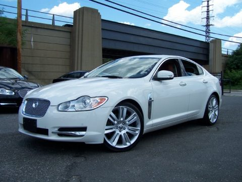 Used 2009 Jaguar XF Supercharged for Sale - Stock #R36056 ...