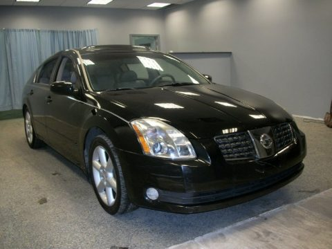 2005 Nissan Maxima For Sale >> Used 2006 Nissan Maxima 3.5 SE for Sale - Stock #3369T ...