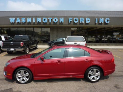 used 2010 ford fusion sport awd for sale stock 000z8683 dealer car ad. Black Bedroom Furniture Sets. Home Design Ideas
