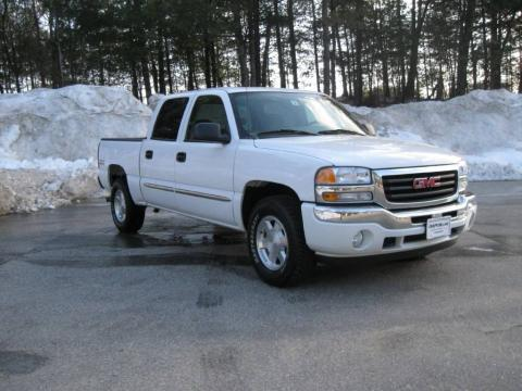 Used 2005 gmc sierra 1500 z71 crew cab 4x4 for sale stock fk1081a summit white gmc sierra 1500 z71 crew cab 4x4 click to enlarge publicscrutiny Image collections