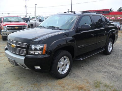 new 2011 chevrolet avalanche z71 4x4 for sale stock 11463 dealer car ad. Black Bedroom Furniture Sets. Home Design Ideas