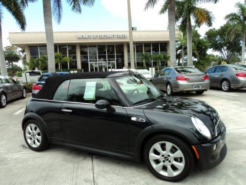 Used 2006 Mini Cooper S Convertible for Sale - Stock # ...