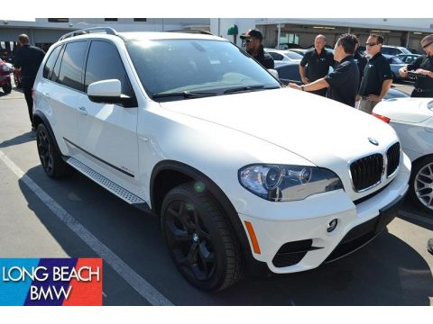 Alpine White BMW X5 XDrive 35d Click To Enlarge