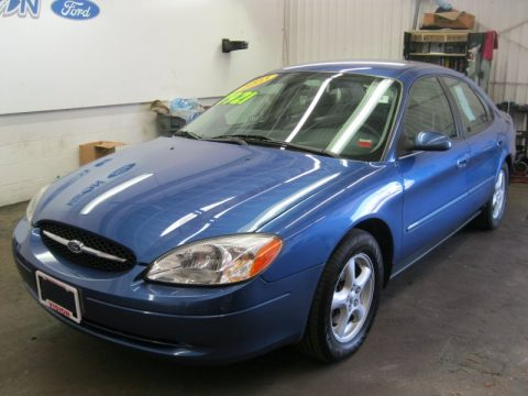 Used 2003 ford taurus se for sale stock frn07310a dealerrevs patriot blue metallic ford taurus se click to enlarge publicscrutiny Image collections