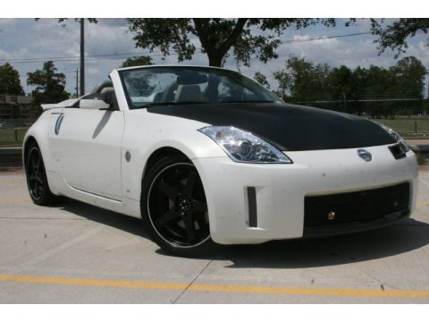 used 2009 nissan 350z touring roadster for sale stock t9m550169 dealer car. Black Bedroom Furniture Sets. Home Design Ideas