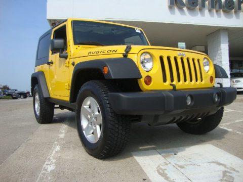 used 2008 jeep wrangler rubicon 4x4 for sale stock p5661 dealer car ad. Black Bedroom Furniture Sets. Home Design Ideas