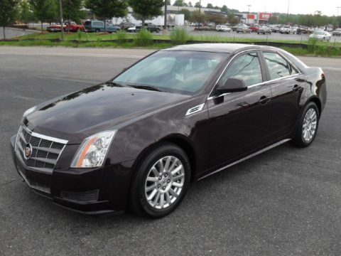 2010 CADILLAC CTS Premium Sedan Black used car dealer Dayton Troy ...