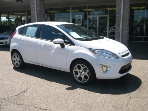 Used 2011 Ford Fiesta Ses Hatchback For Sale Stock