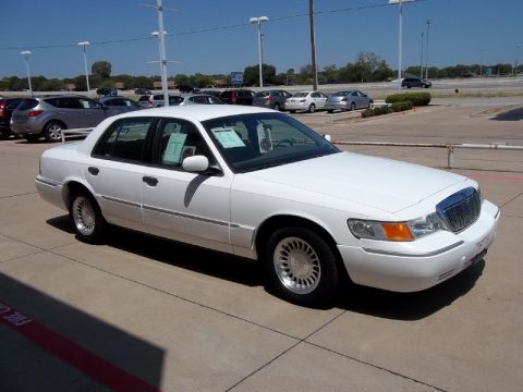 Used 2000 Mercury Grand Marquis Ls For Sale Stock