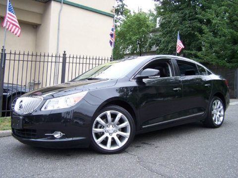 new 2011 buick lacrosse cxs for sale stock 117840. Black Bedroom Furniture Sets. Home Design Ideas