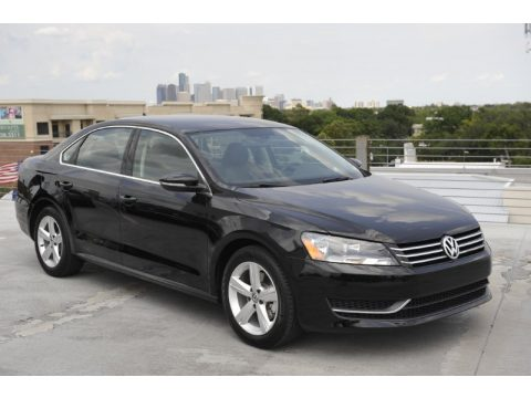 New 2012 Volkswagen Passat 2 5l Se For Sale Stock