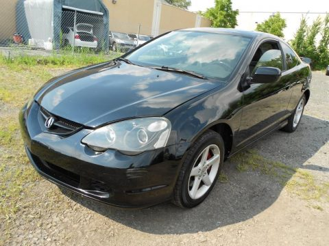 2003 Acura  Type on Used 2003 Acura Rsx Type S Sports Coupe For Sale   Stock  9837