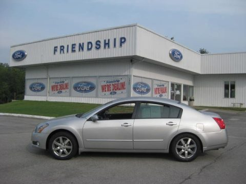 Used 2004 Nissan Maxima 3.5 SL for Sale - Stock #11F0370B ...