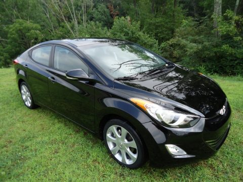 new 2012 hyundai elantra limited for sale stock hel1223. Black Bedroom Furniture Sets. Home Design Ideas